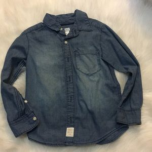 Carters jean long sleeve